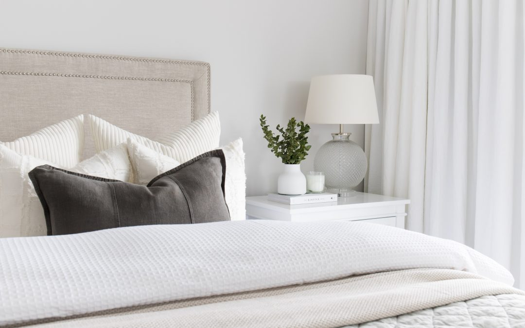 How To Style A Master Bedroom